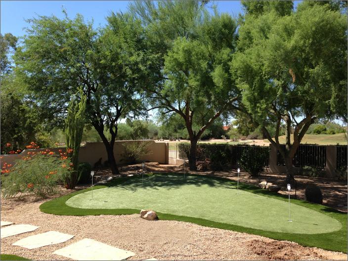 Desert Putting Greens
