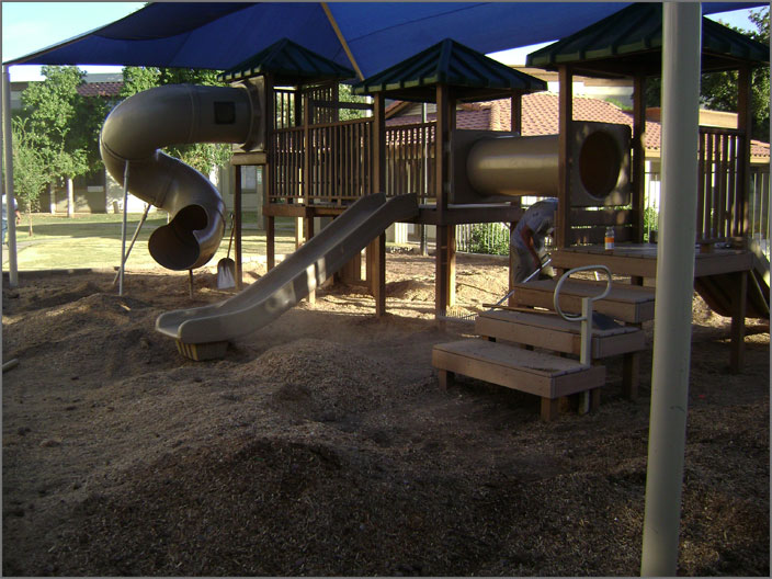 Playground Before