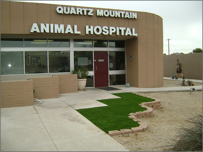 Quartz Mountain Animal Hospital