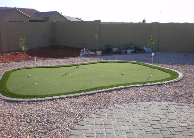 Glendale Putting Green